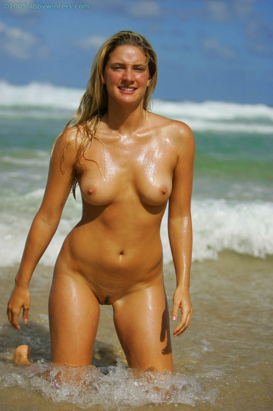Abby Winters Girls Nude Beach